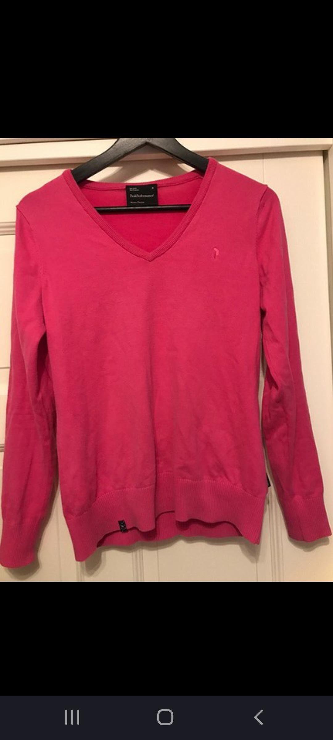 farge flekk på genser