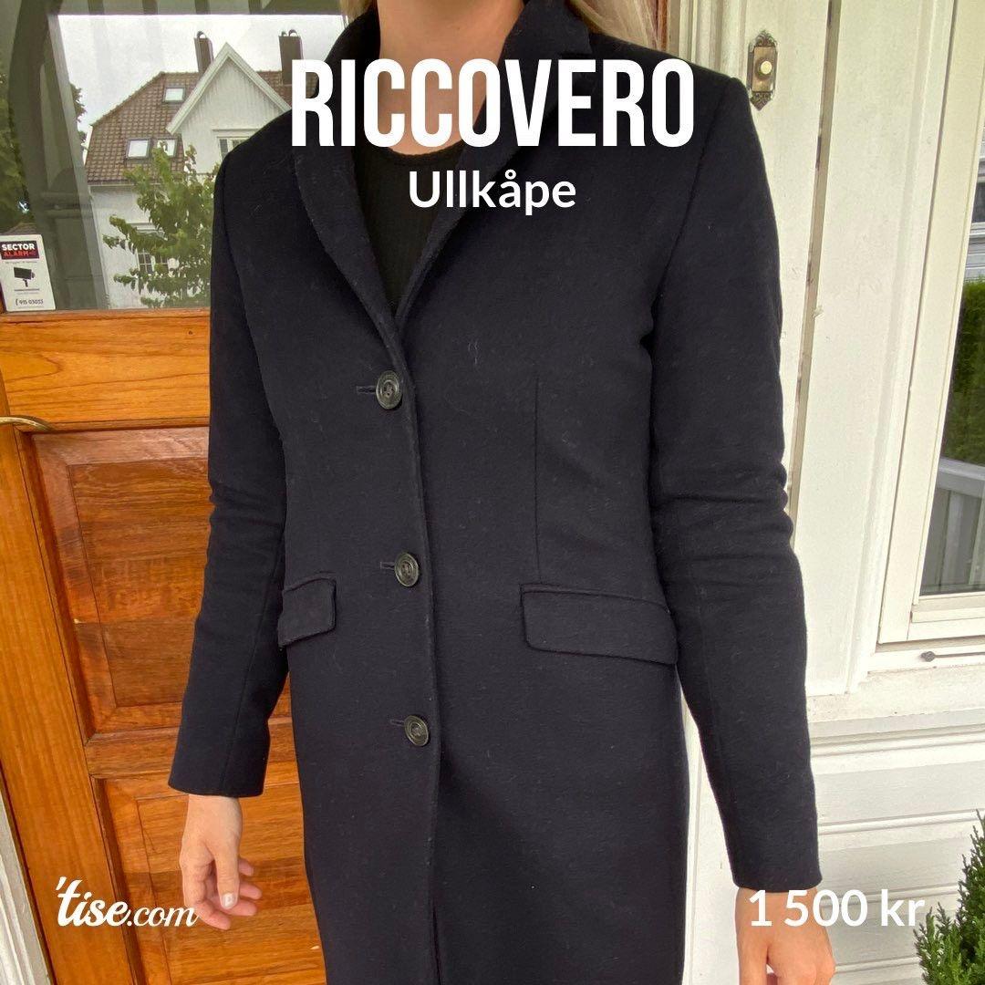 Ricco Vero ull kåpe   FINN.no