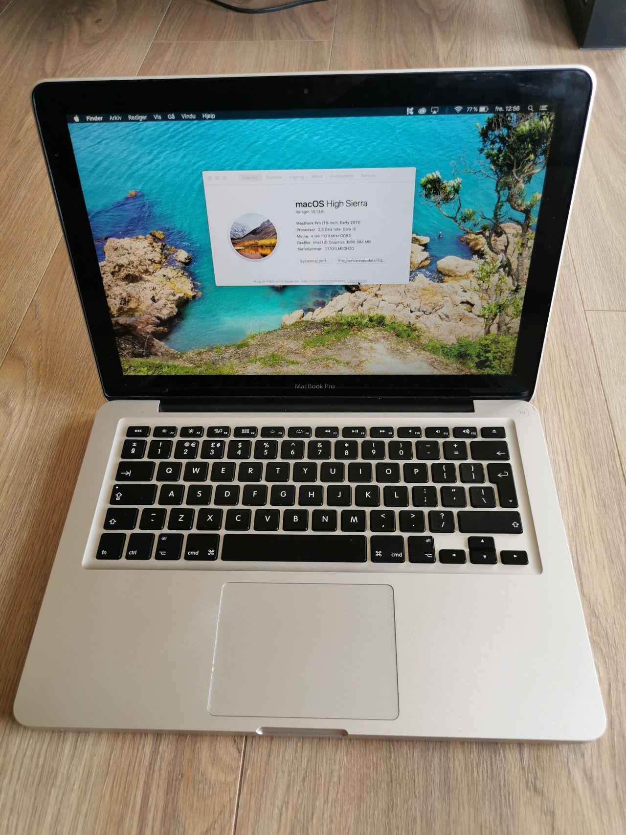 Macbook Pro 13, 2011 | FINN.no