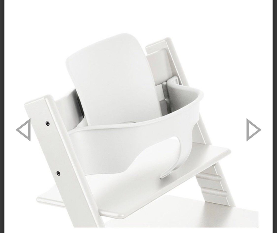 Stokke Newborn Set til tripp trapp stol | FINN.no