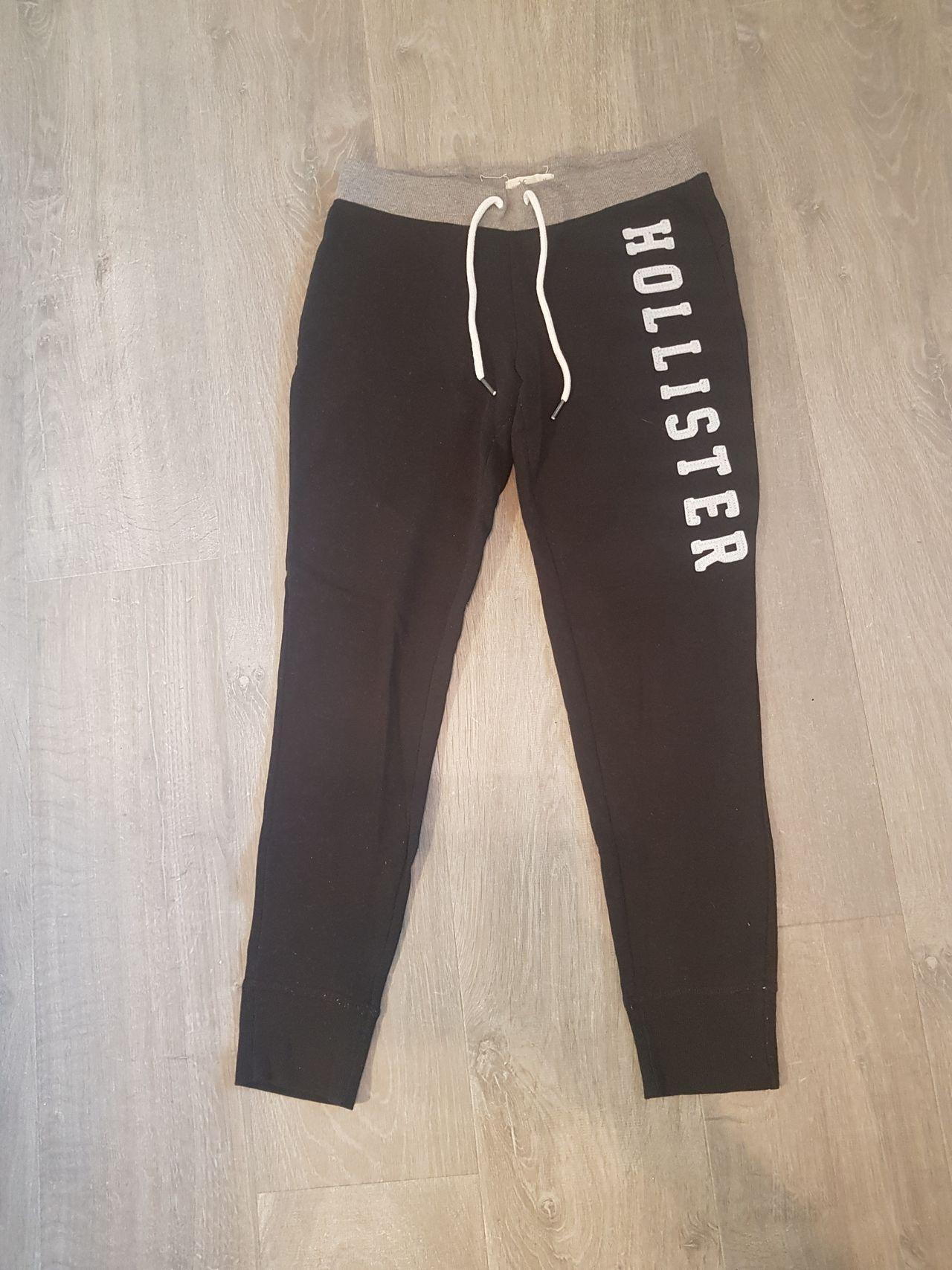 Hollister joggebukse (svart) | FINN.no