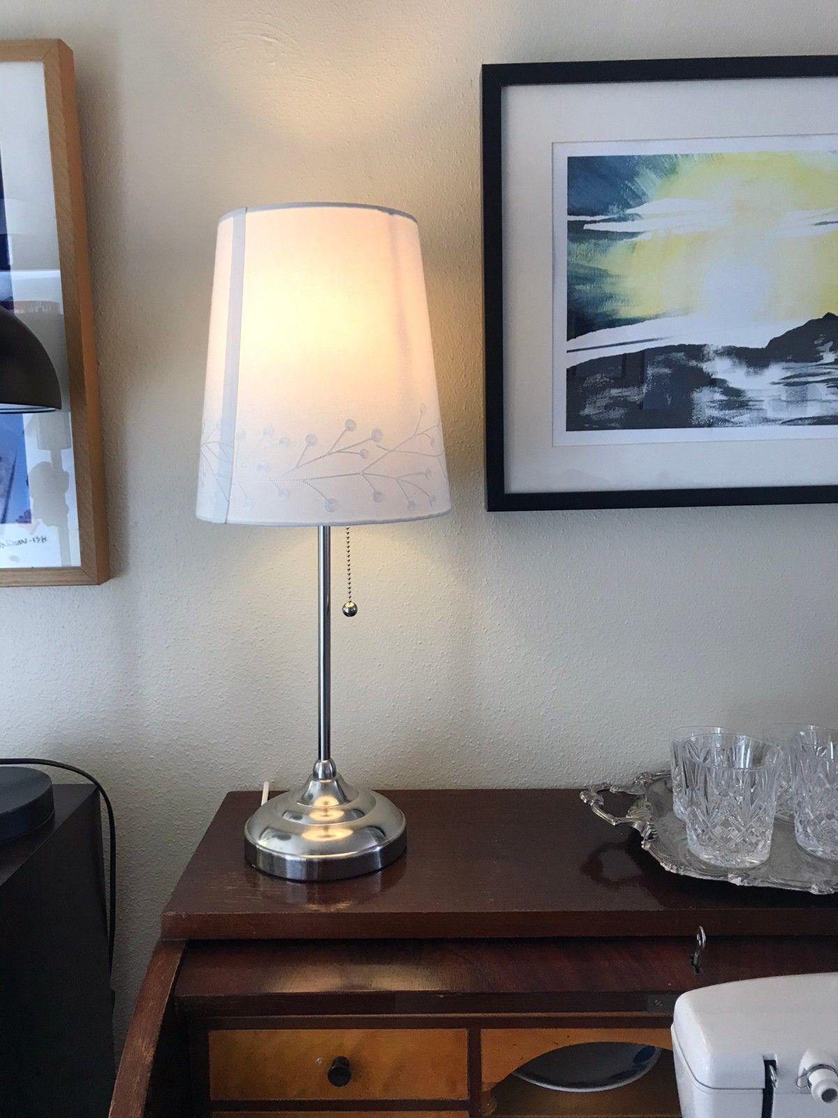 IKEA Årstid bordlampe | FINN.no