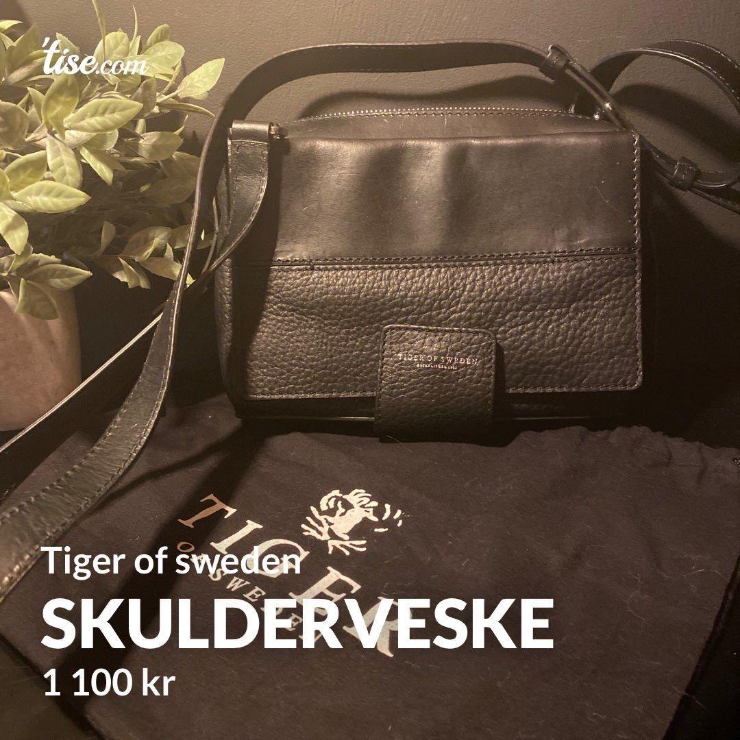 Tiger of Sweden skulderveske | FINN.no