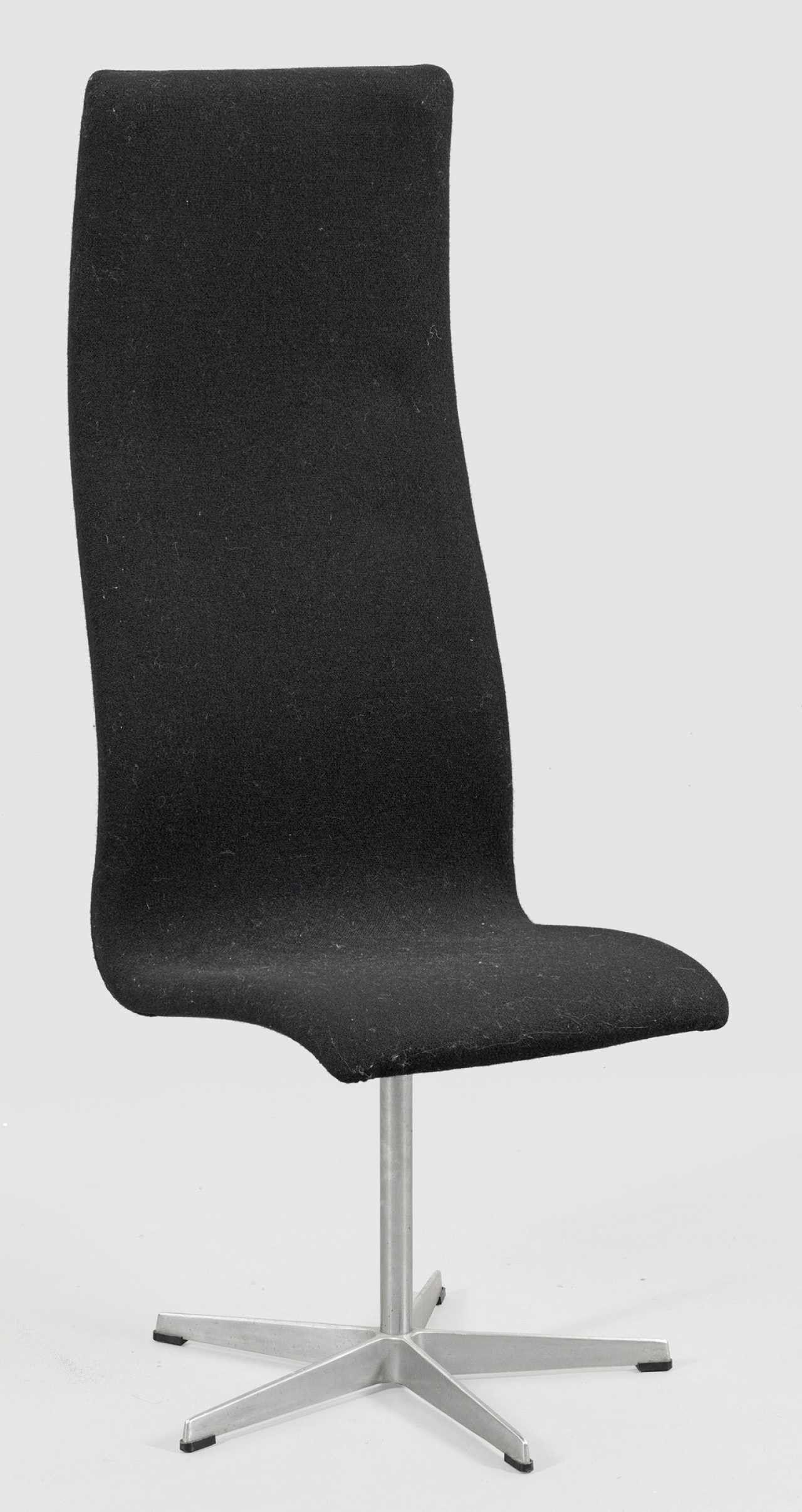 Arne Jacobsen Fritz Hansen Kontorstol Oxford chair