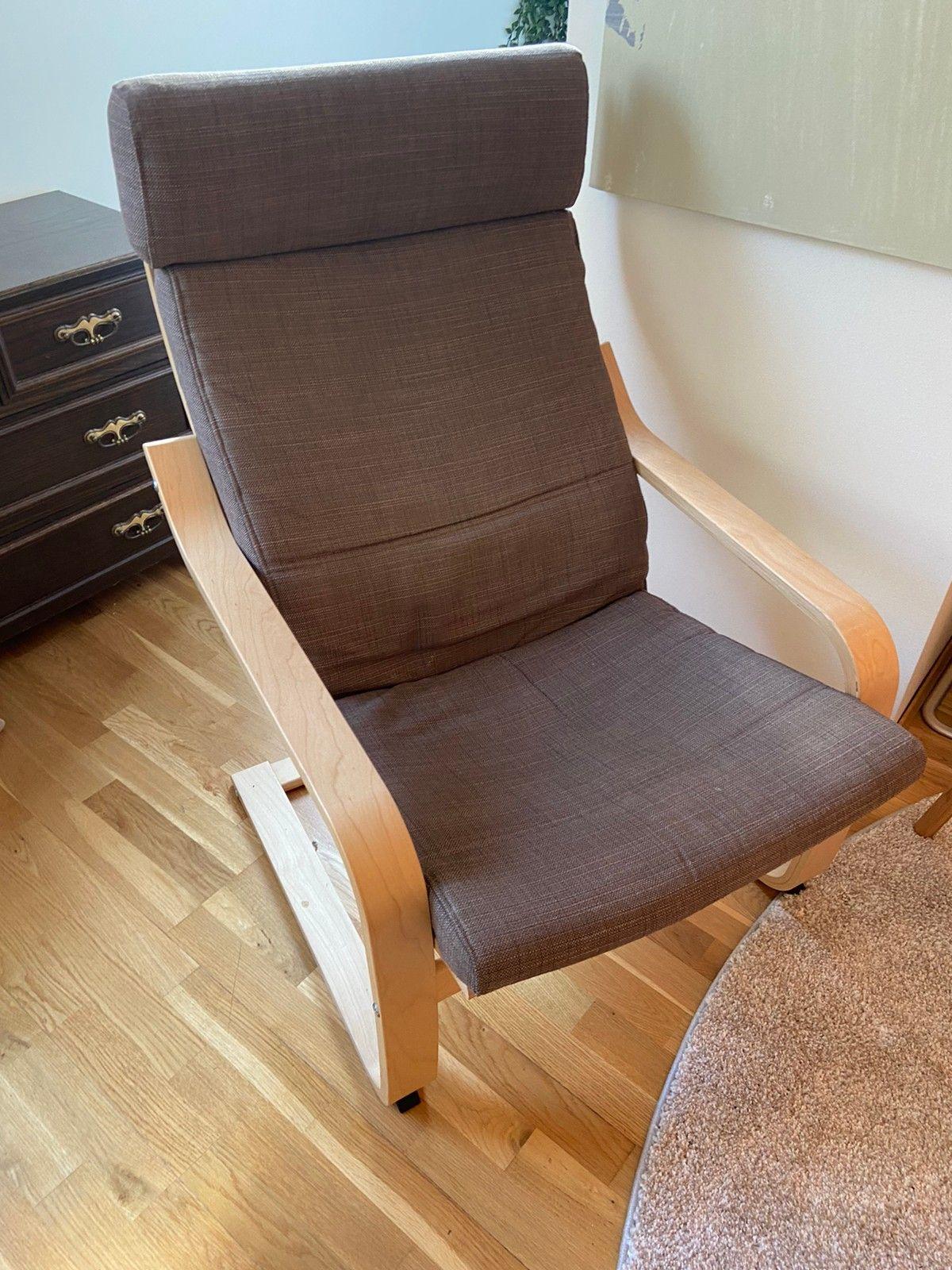 IKEA Poäng lenestol for barn | FINN.no