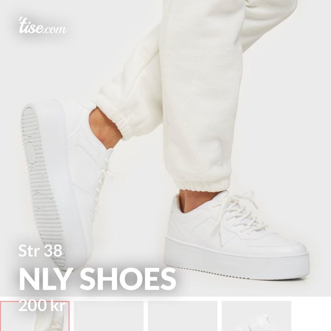 Lite brukt sko • Tise