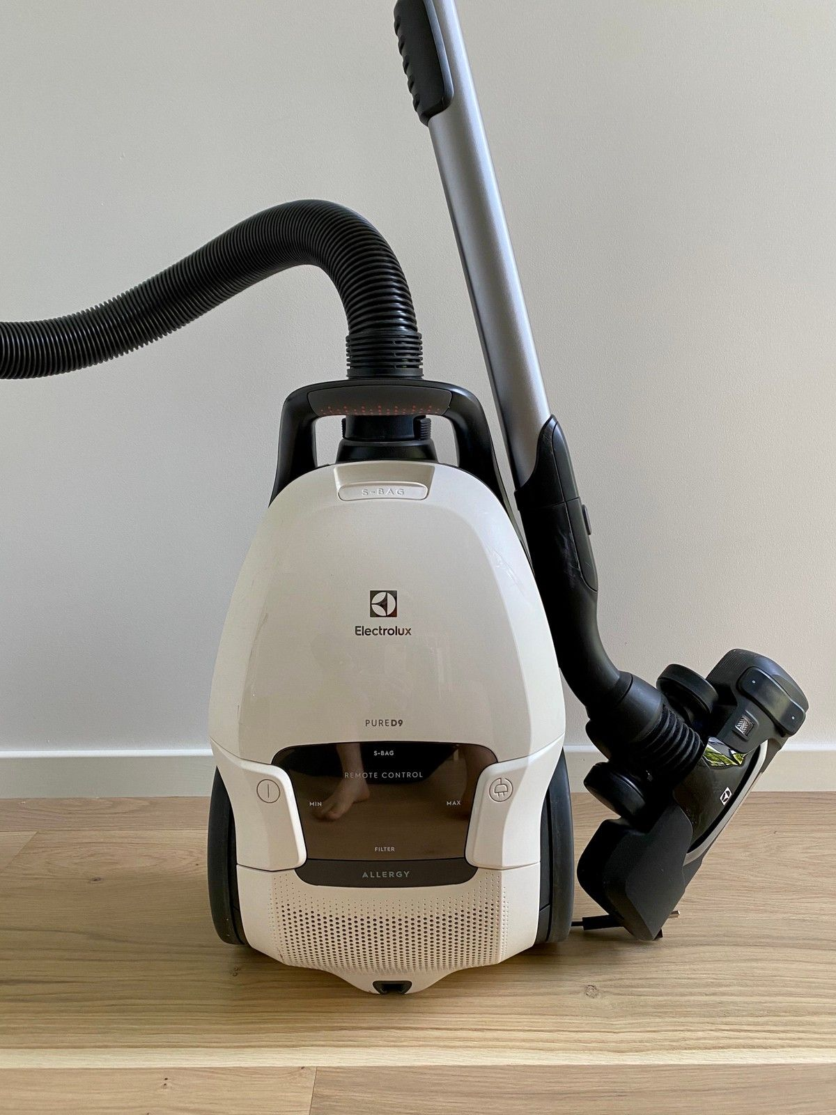 Electrolux 2 i 1 støvsuger | FINN.no