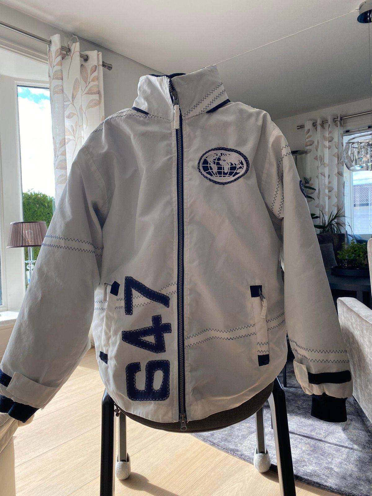 QUBA Sails jakke til ungdom mellom 150 cm | FINN.no