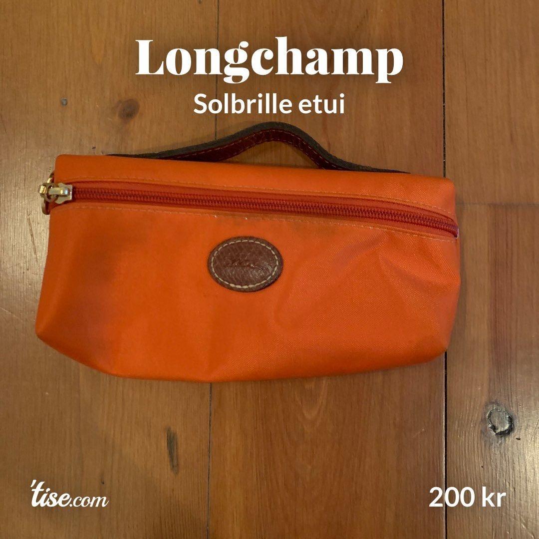 Longchamp veske • Tise