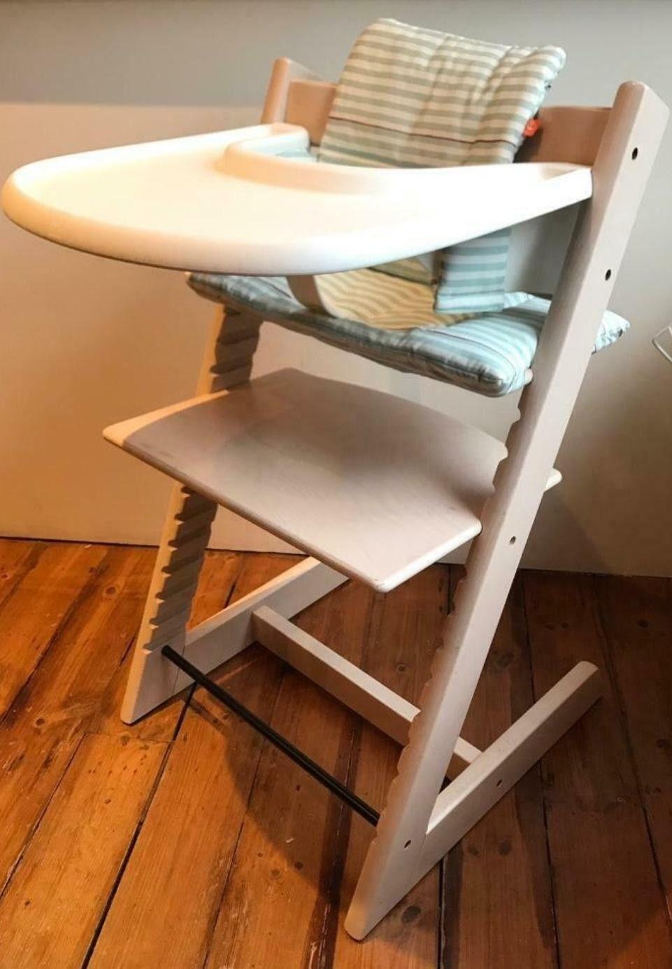 Stokke tripp trapp stol med spisebord   FINN.no