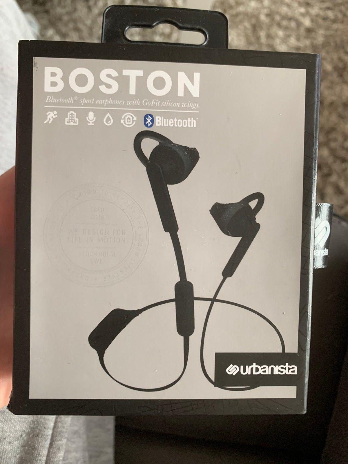 soundpeats Bluetooth hodetelefoner trådløse ørepropper 4,1