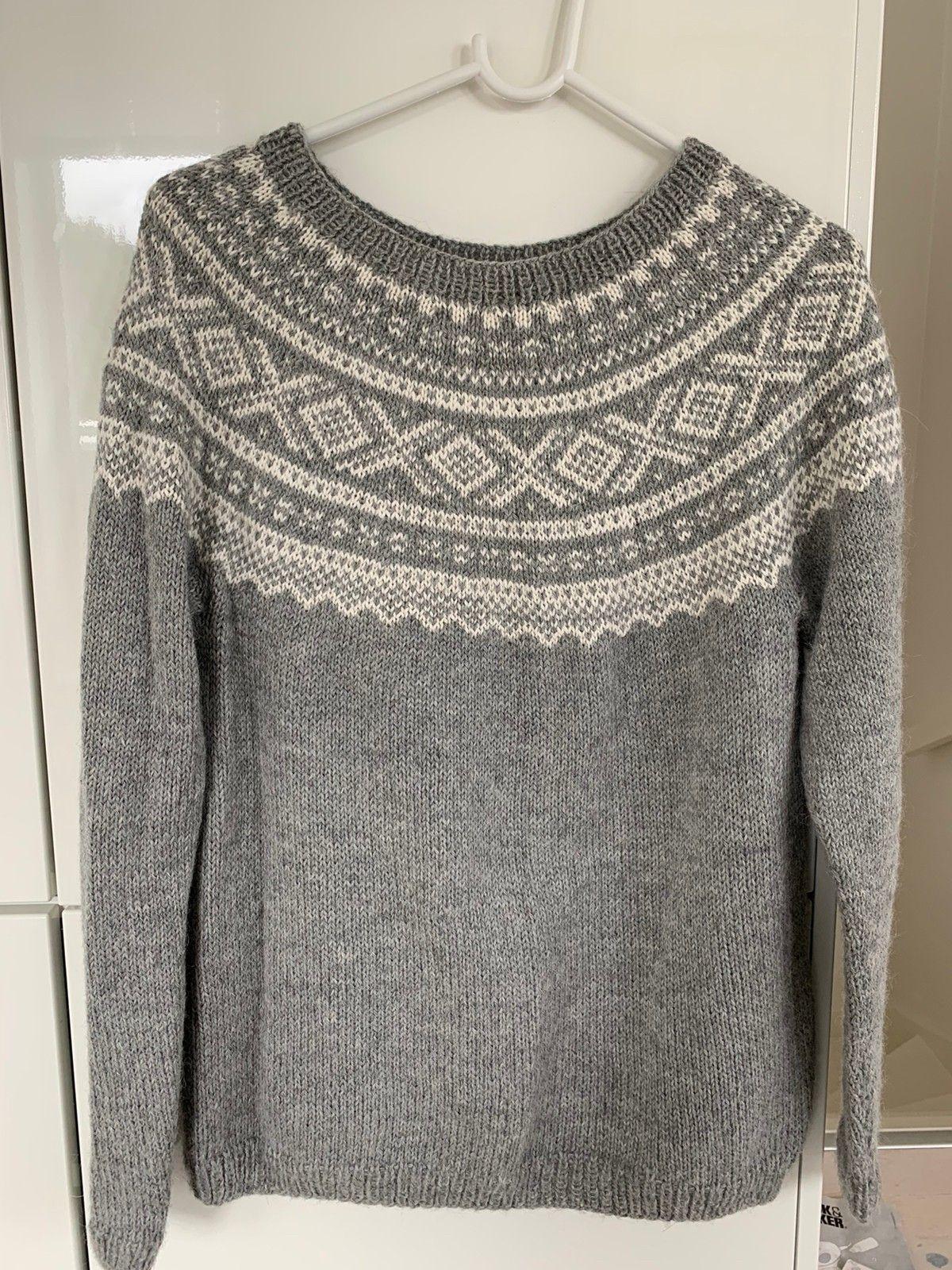 Ny DNT genser til høst vinter.   FINN.no