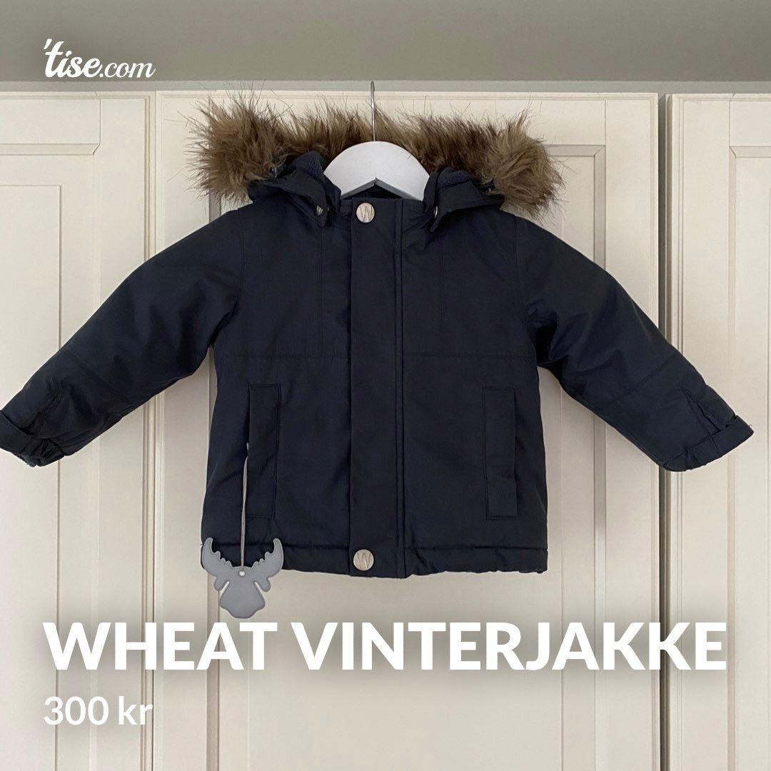 Wheat vinter jakke | FINN.no