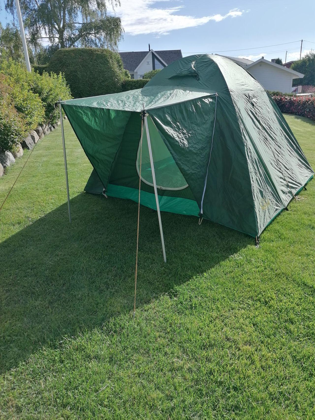 High Mount telt til 3 voksne personer | FINN.no