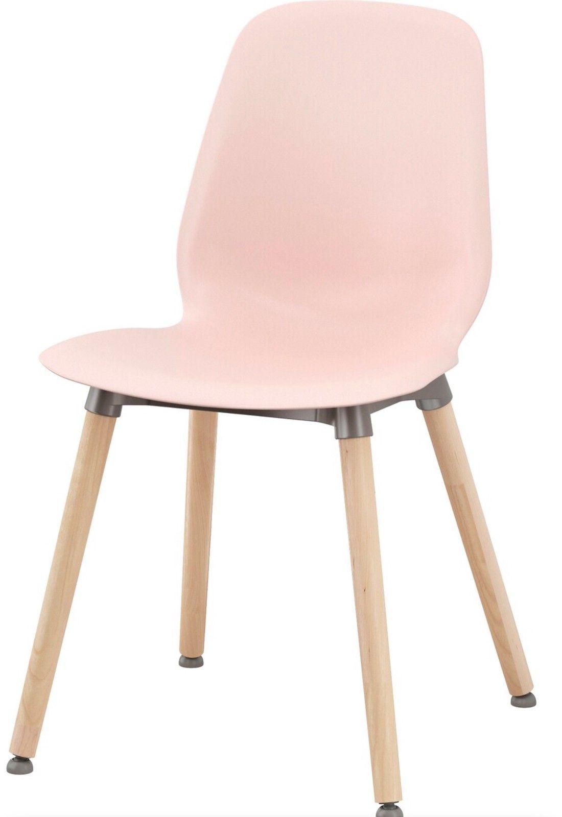 Rosa Ikea stol med oppbevaring | FINN.no