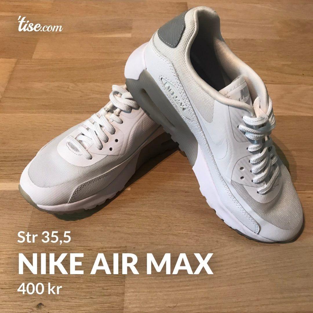Sko str 35 Nike air Max, élysès, vans, Zara | FINN.no