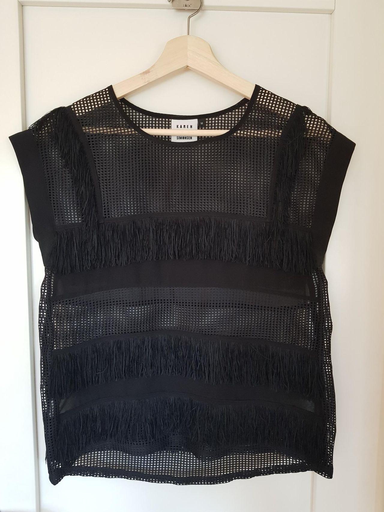 Kul, svart genser fra Pulz Jeans   FINN.no