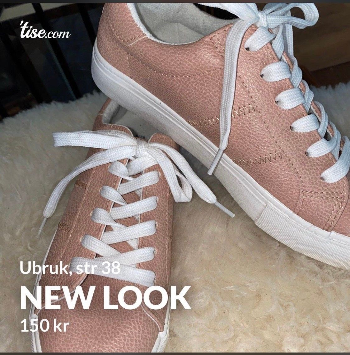 New look sko str 38 | FINN.no