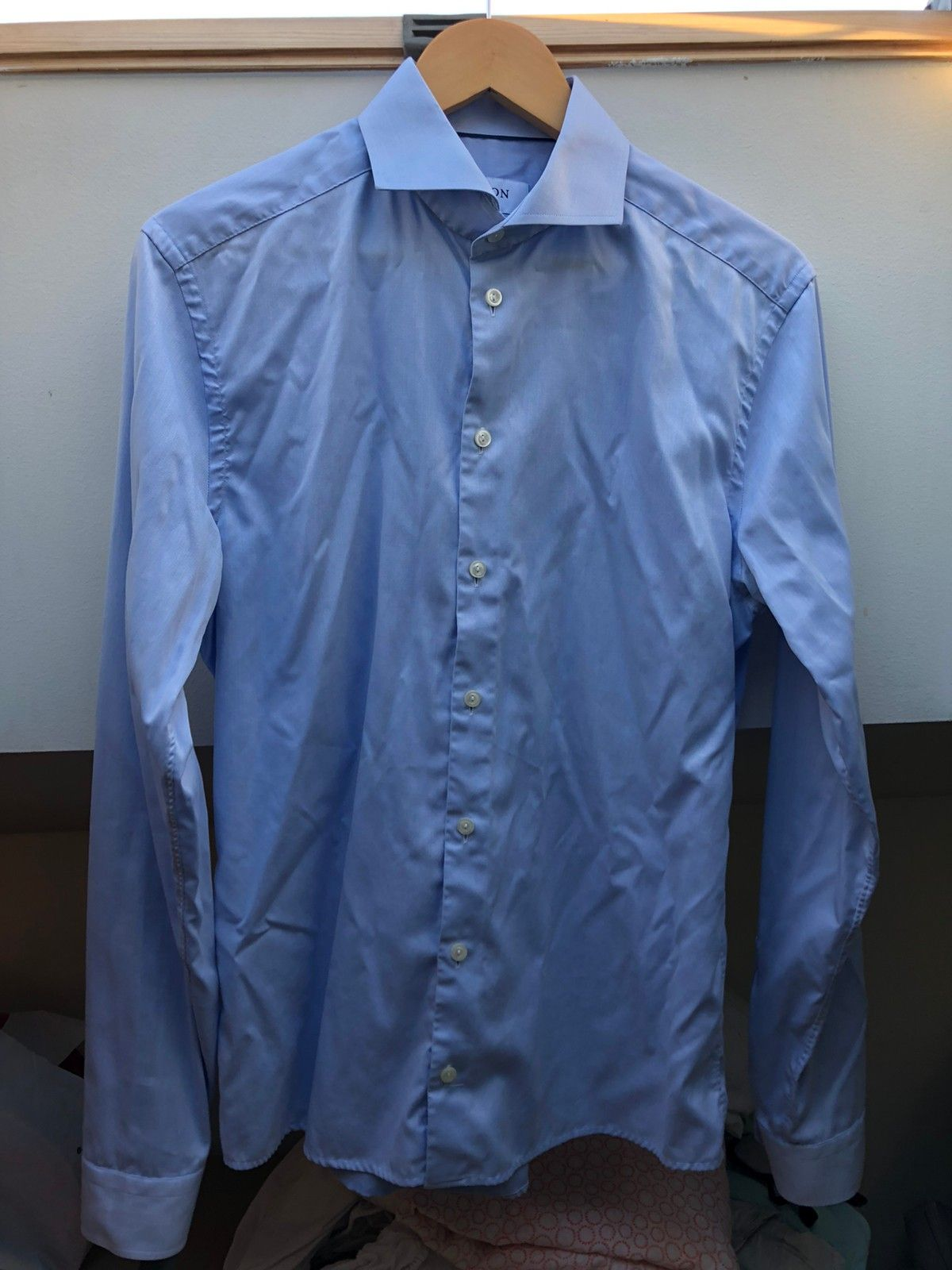 Eton skjorte 38 | FINN.no