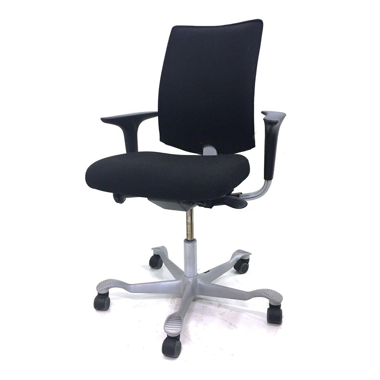 Håg H05 5400 L kontorstoler BRUKTE KONTORMØBLER | FINN.no