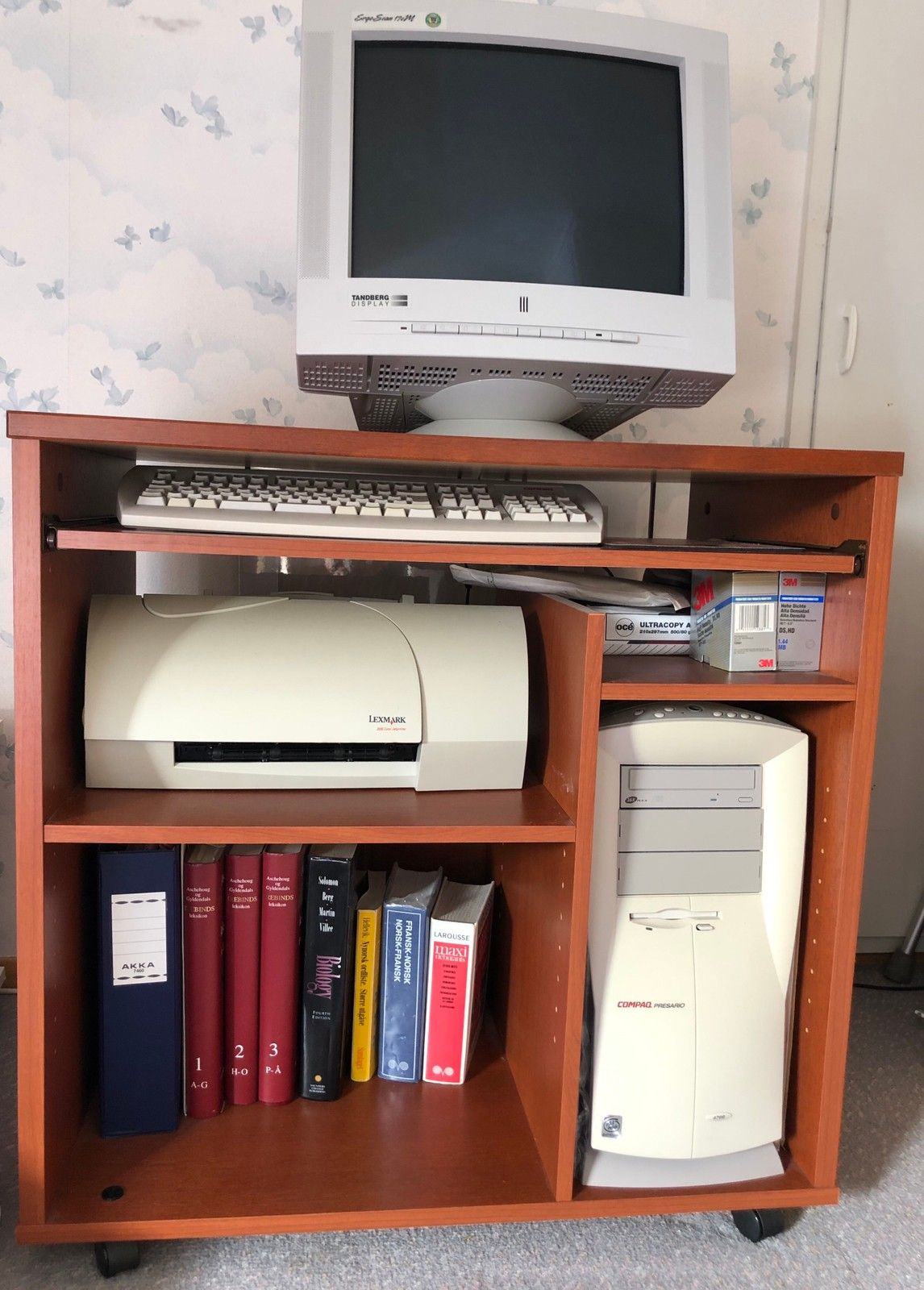 PC bord mkontorstol   FINN.no