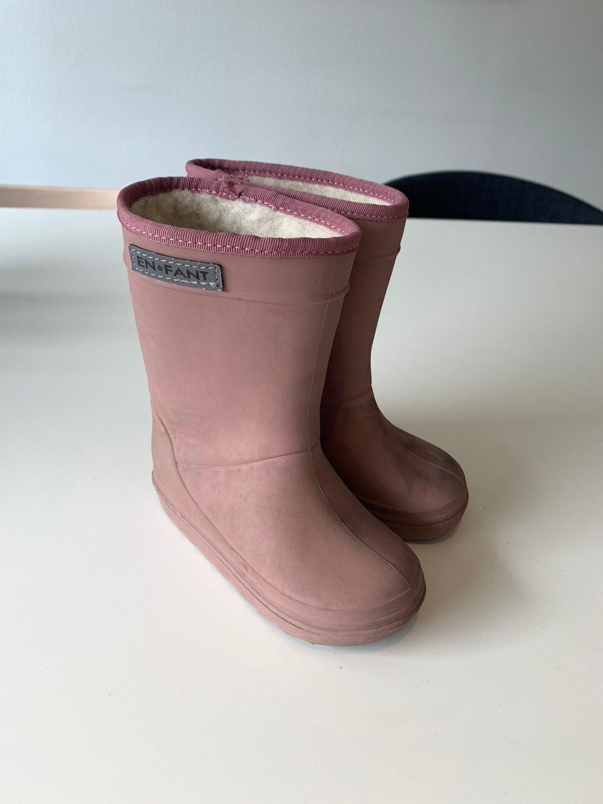 Ullforet støvler fra EnFant str 23 (22) | FINN.no