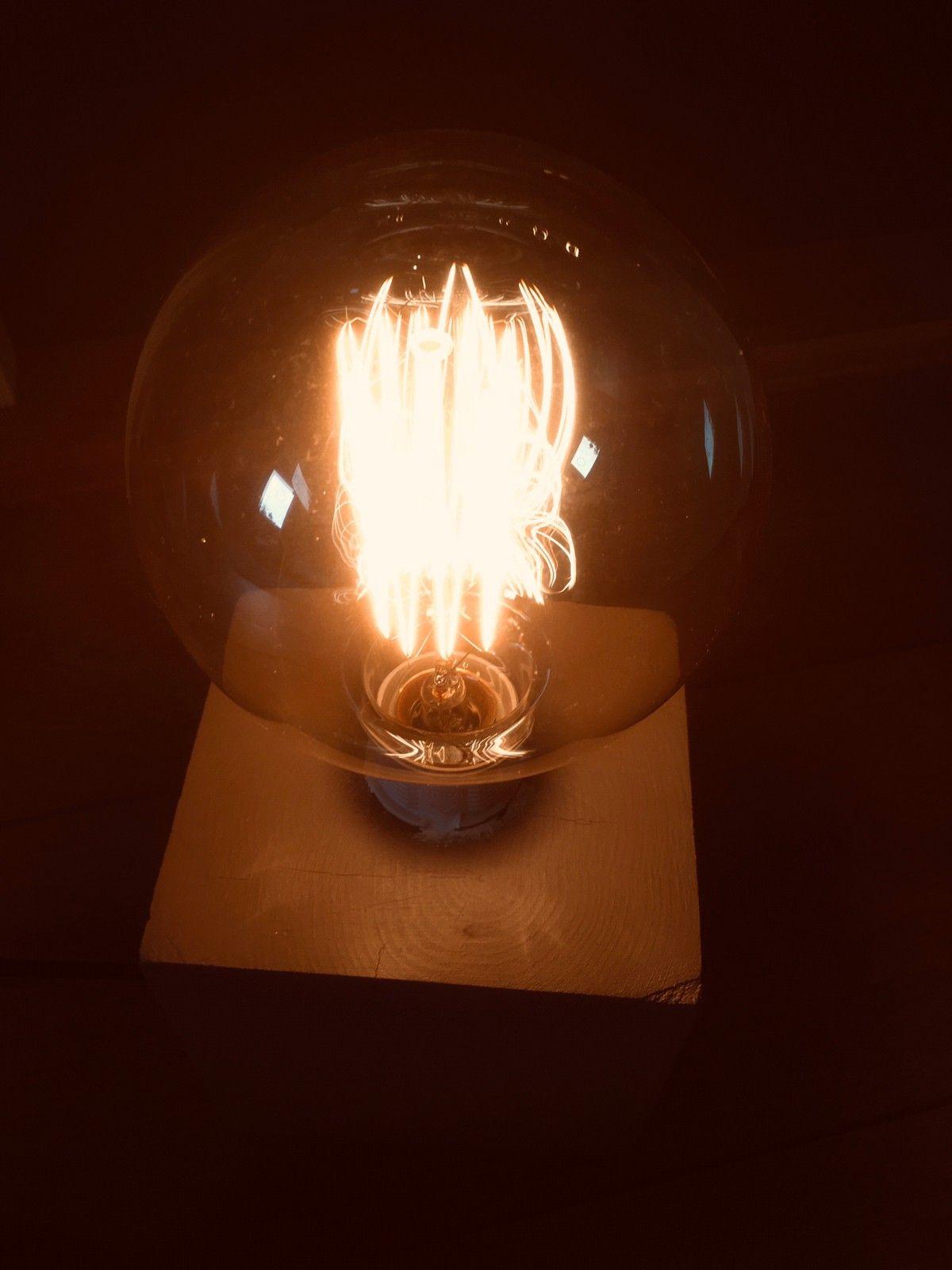 Nostalgisk Lampe | FINN.no