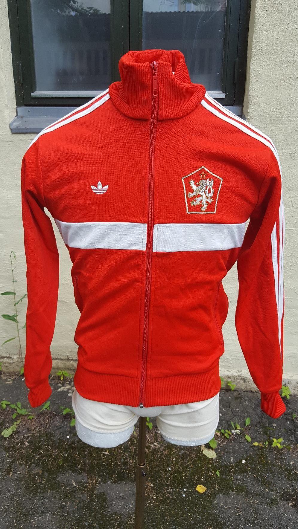 Adidas vintage track jakke   FINN.no
