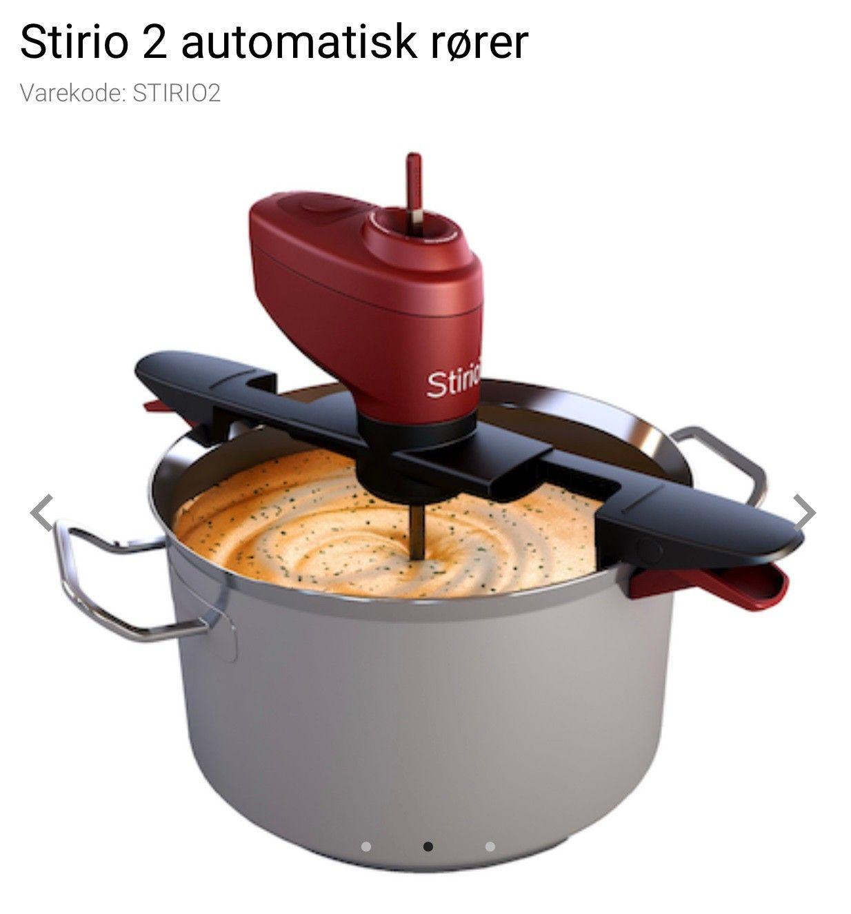 Automatisk gryte rører fra Stirio | FINN.no
