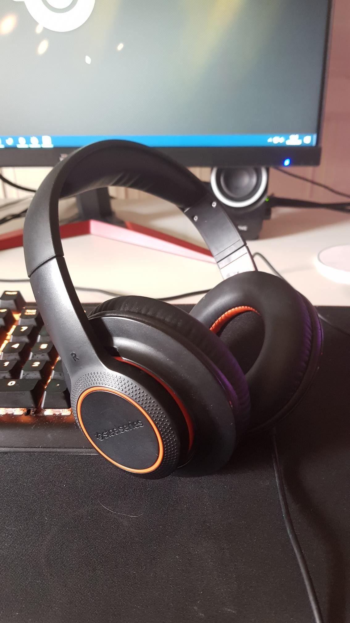 Steelseries Gaming Headset mmikrofon | FINN.no