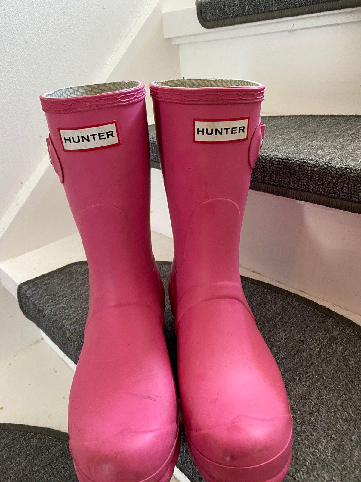 Hunter støvler str.38 | FINN.no