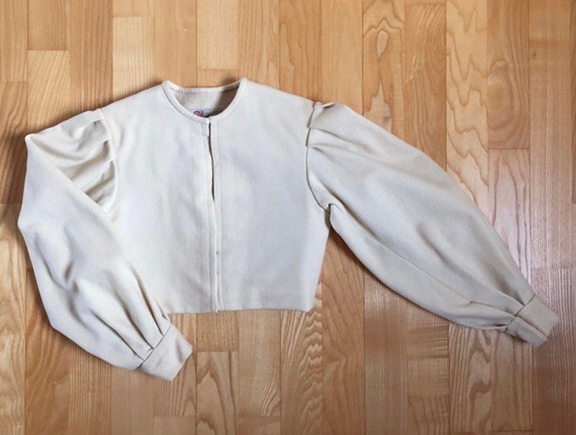Hvit grafferdrakt jakke | FINN.no