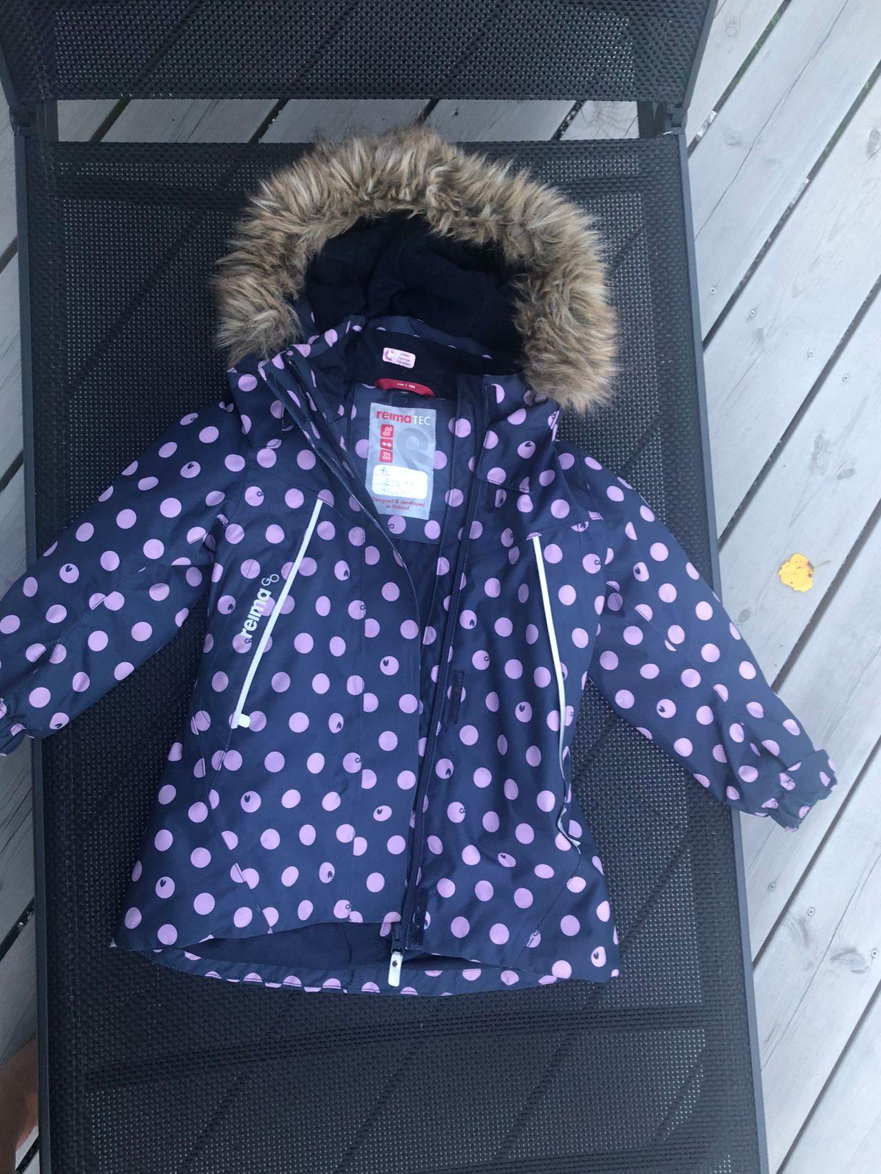 Reima vinterjakke og bukse Kjøpe, selge og utveksle annonser
