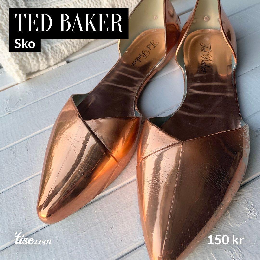 Blå Ted Baker Klær, Sko & Accessories   Herre   Finn
