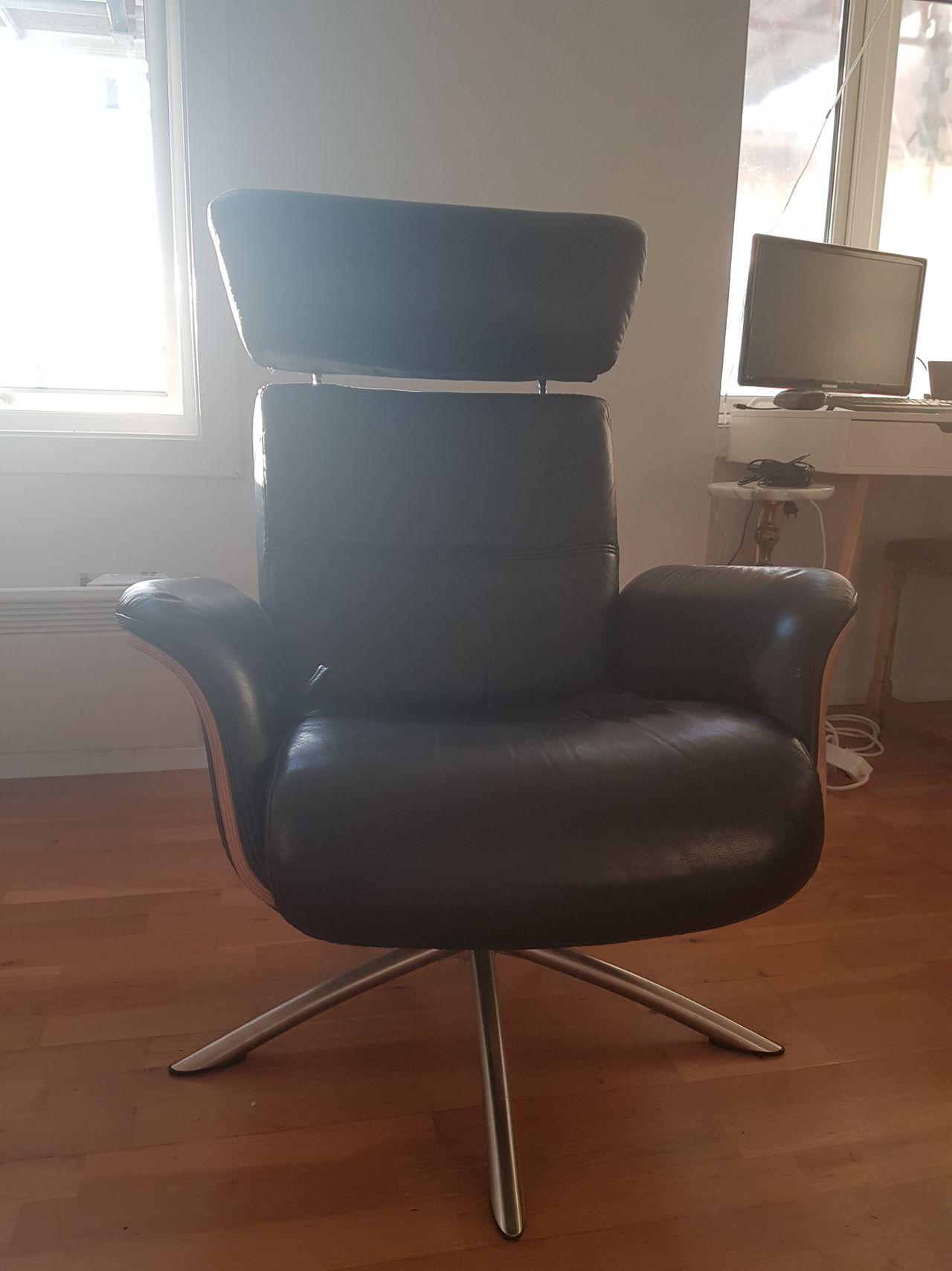 Macan hvilestol svart | FINN.no