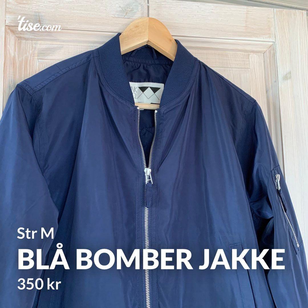 Bomber Jakke • Tise