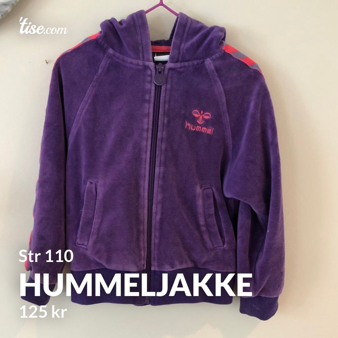 Hummel jakke str.68 | FINN.no