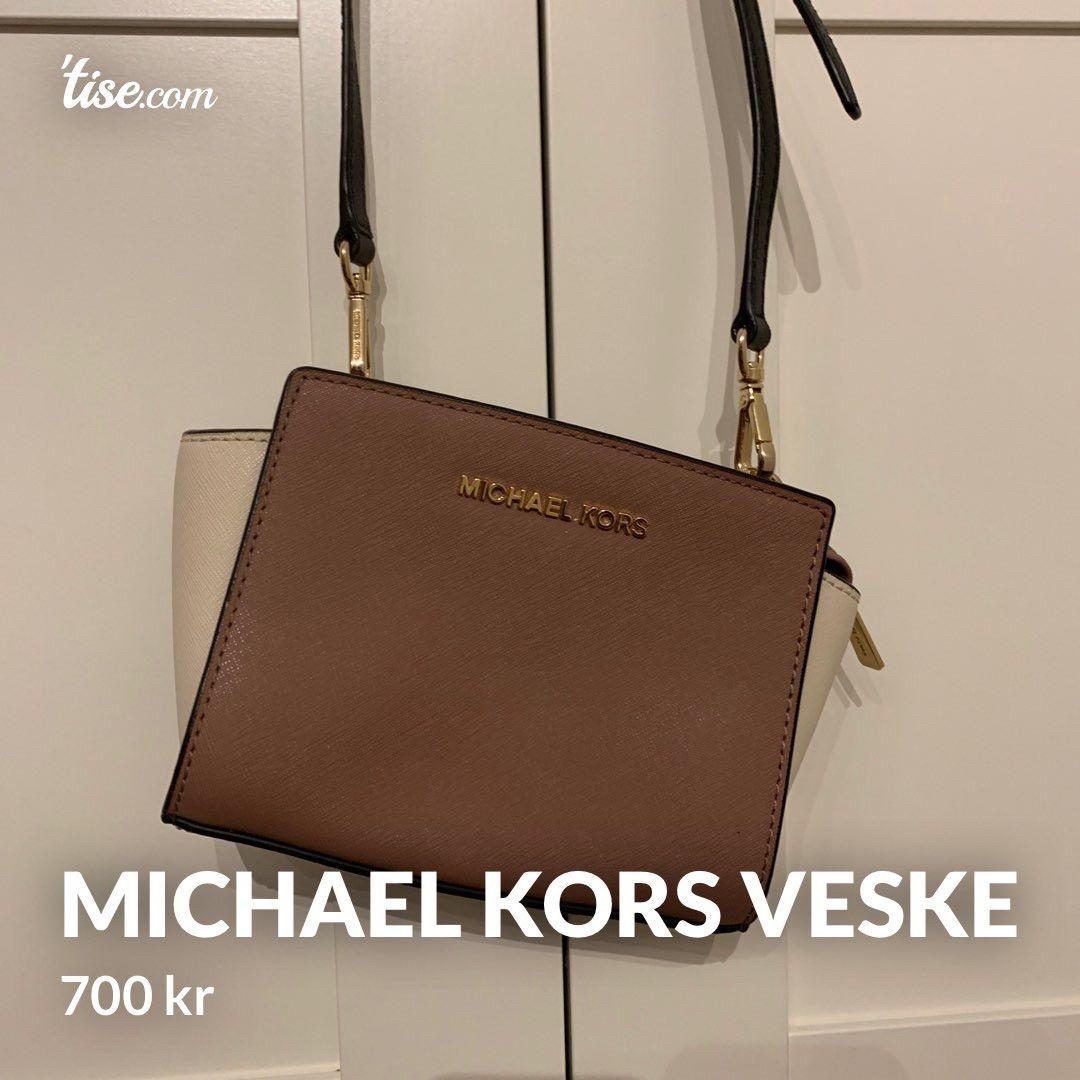 Michael kors. Crossover veske kr 600.   FINN.no