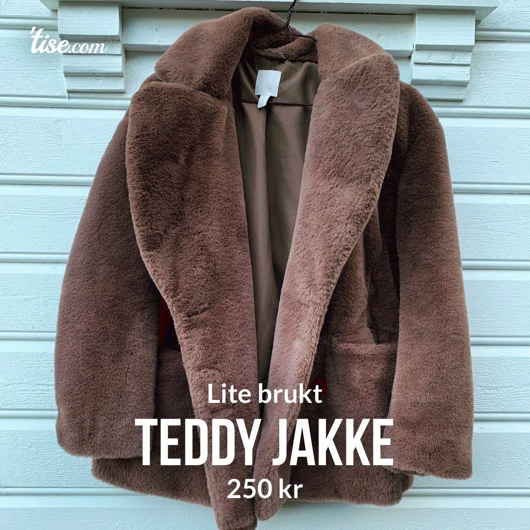 Teddy jakke fra cubus | FINN.no