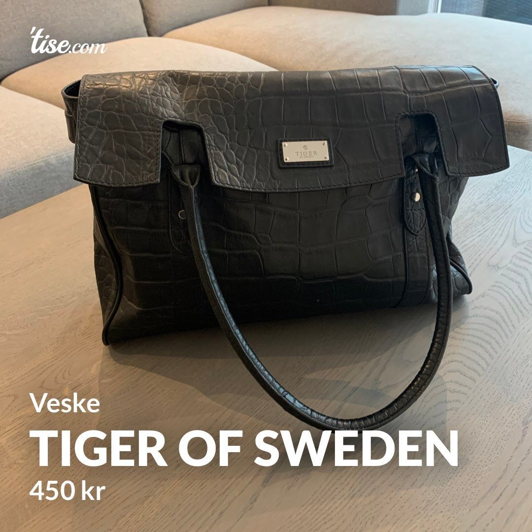 Tiger of Sweden veske | FINN.no