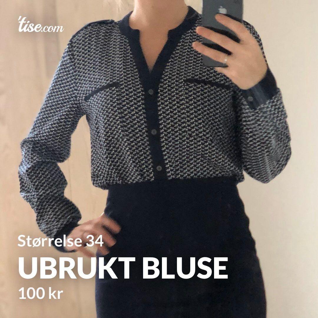 Ubrukt bluse | FINN.no