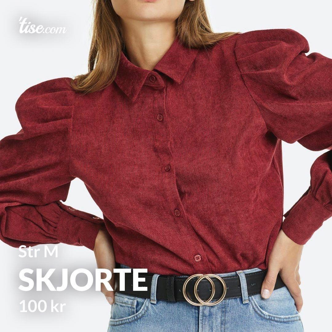 Skjorte 100 kr | FINN.no