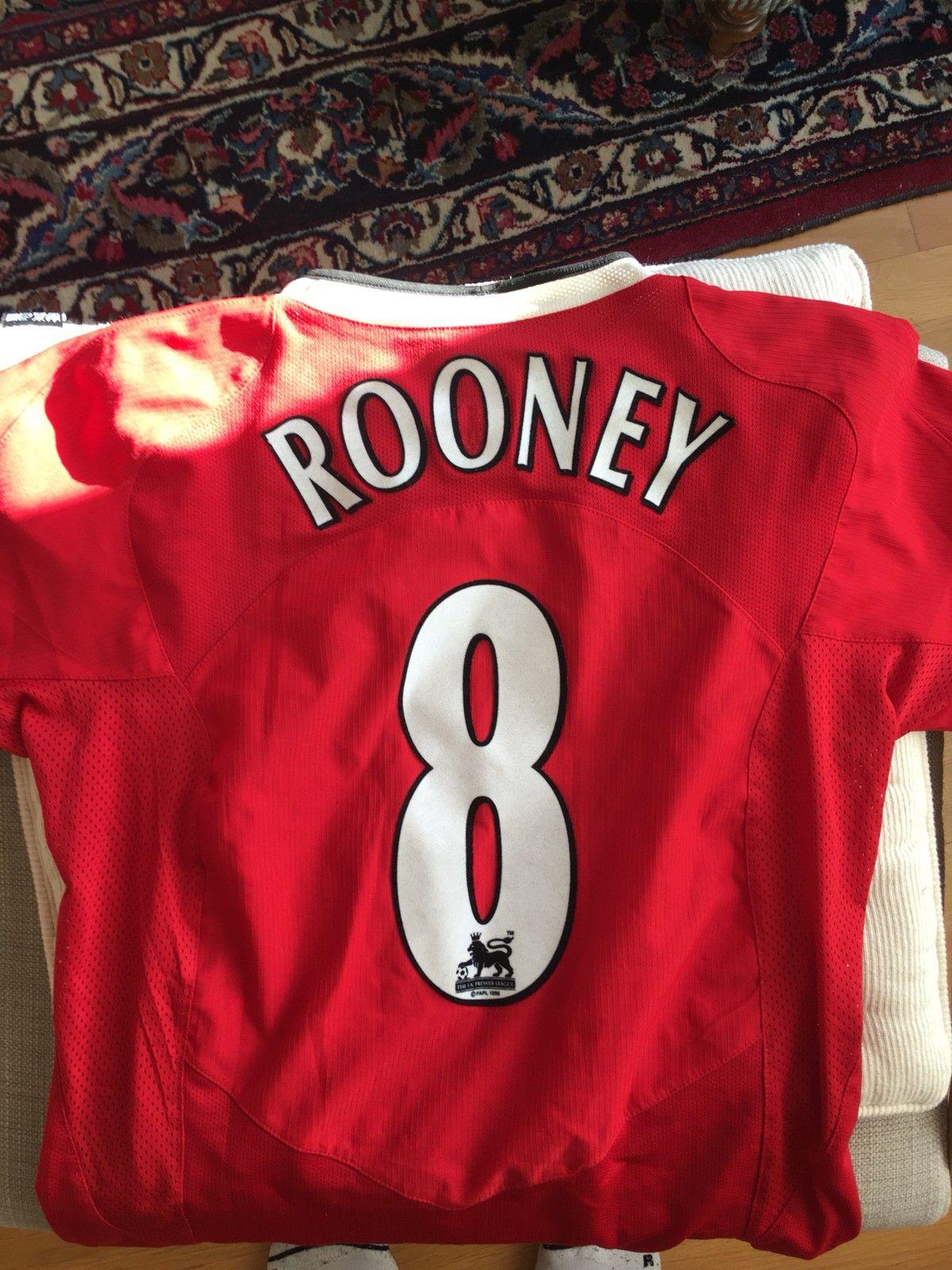 T skjorte barn, Rooney, 2 pakning