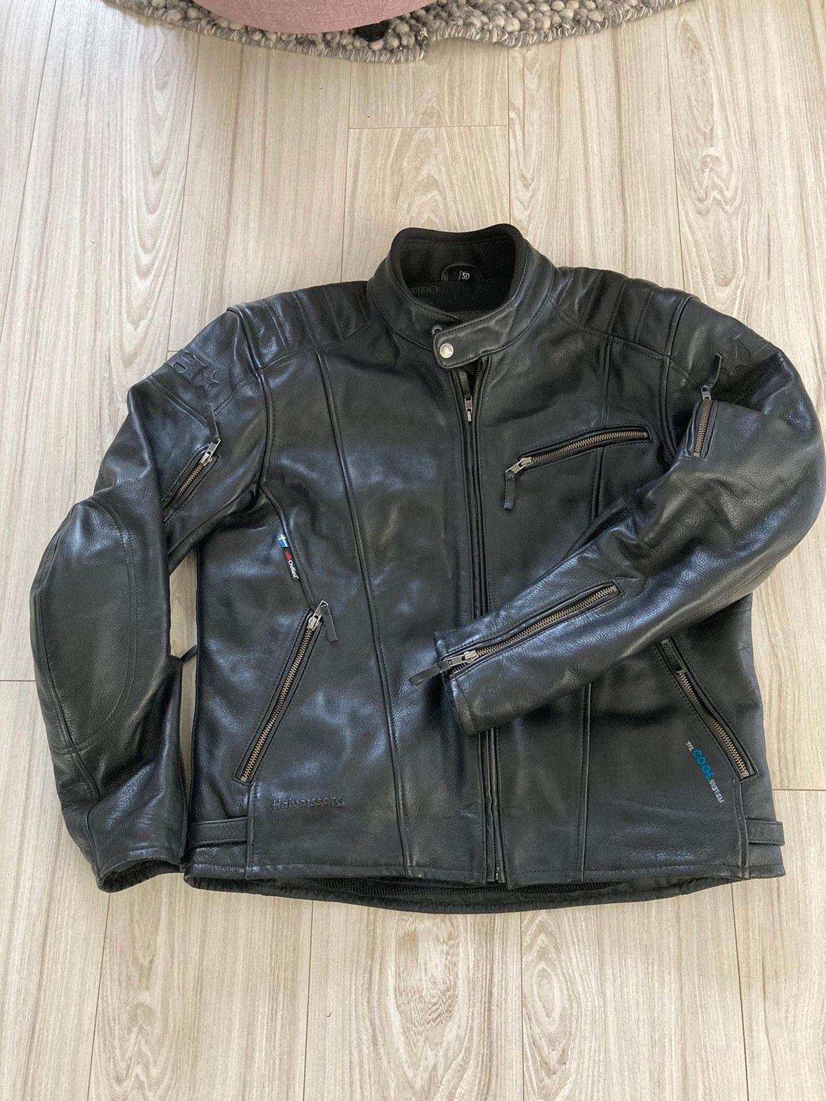 mc skinn jakke og bukse . | FINN.no