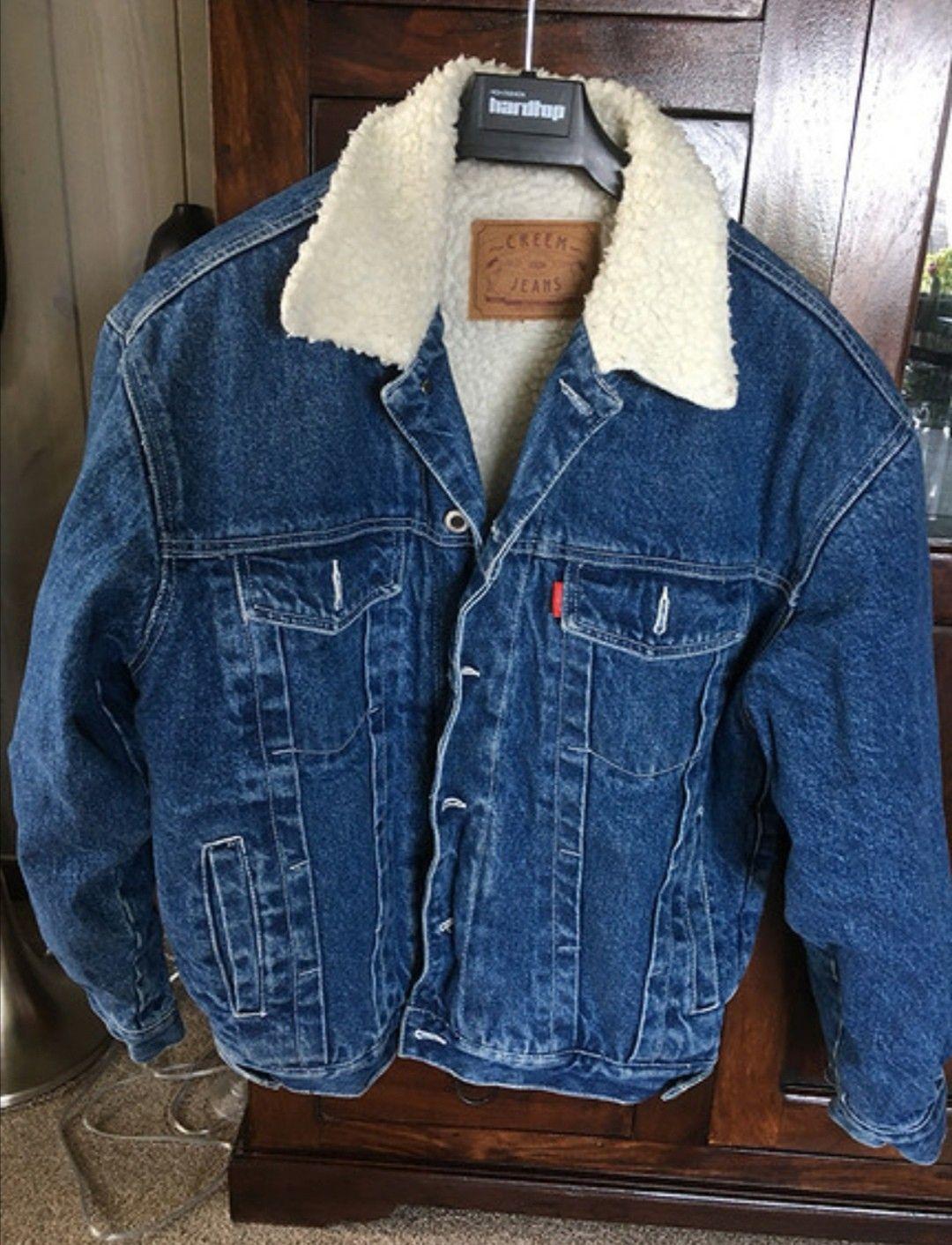 Original Levis jeans jakke str. M (herre). | FINN.no