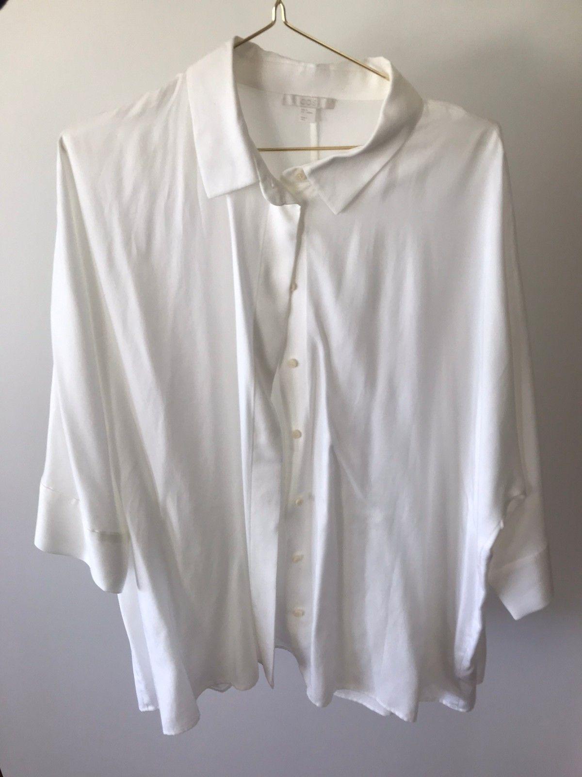 COS skjorte med kinakrage | FINN.no