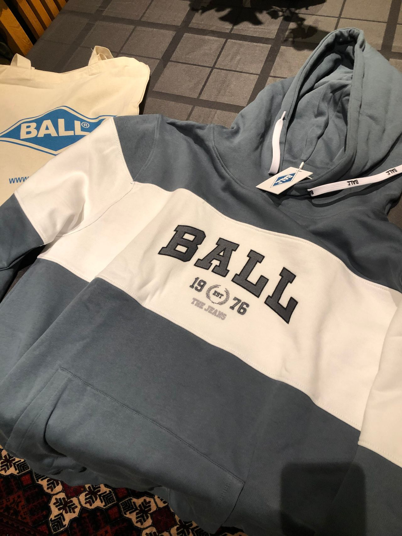Ball genser, brukt 1 gang | FINN.no