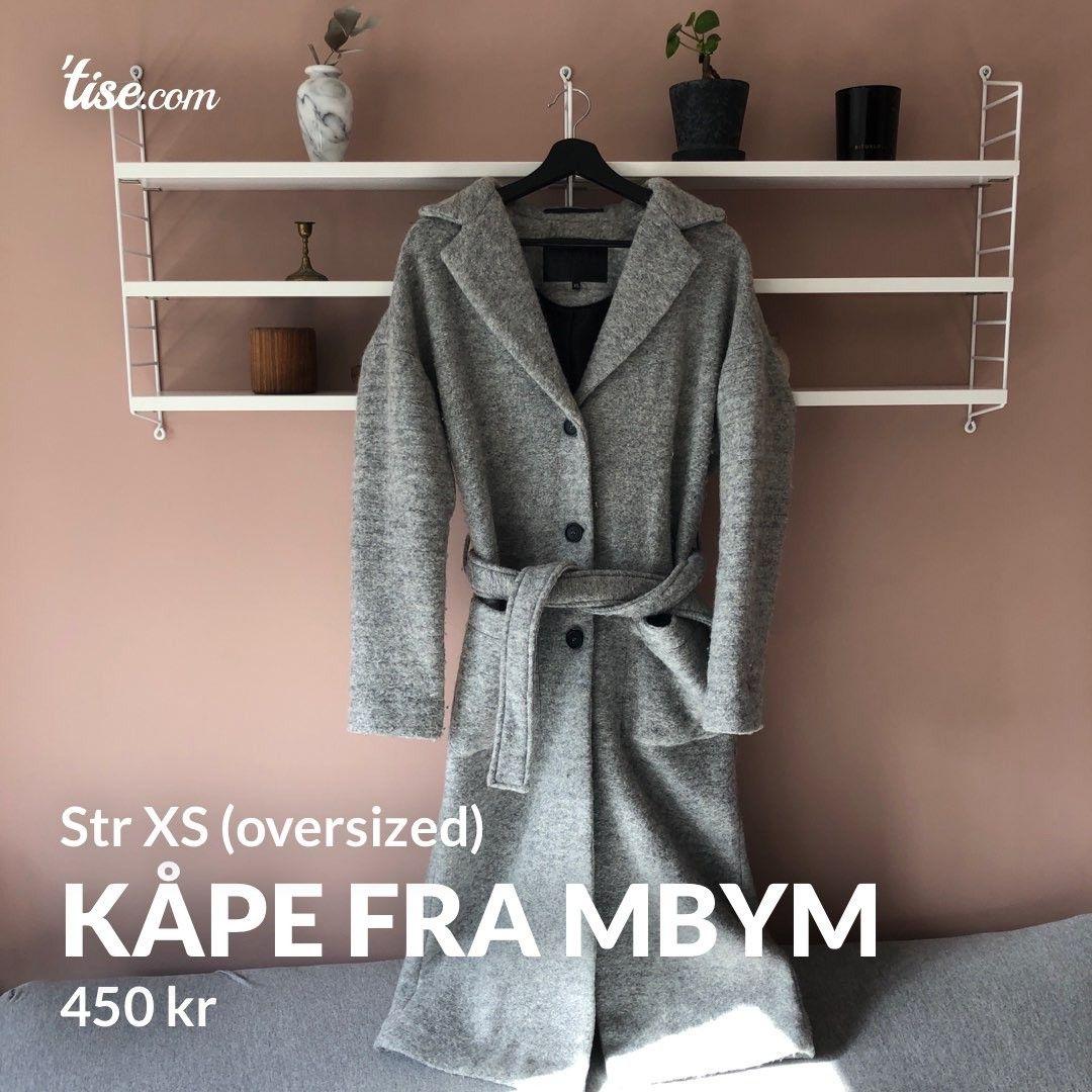 Mbym ullkåpe | FINN.no