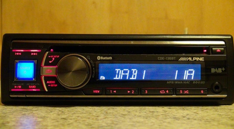 Alpine CDE 1368T DAB Radio | FINN.no