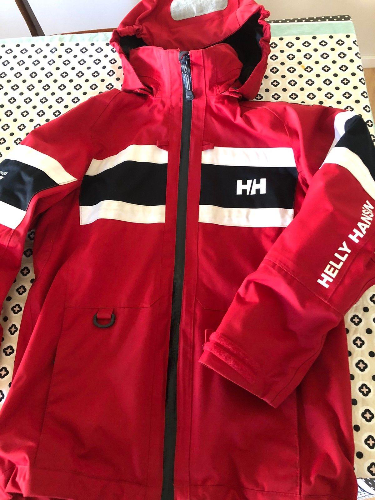 Helly Hansen Salt Jakke Dame S (frakt inkl) | FINN.no